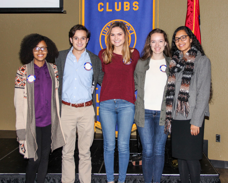 Jonesboro Interact Club